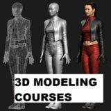 Brainware online courses - 3D Modelling Courses