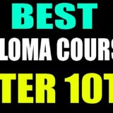 Best diploma courses after 10th