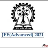 JEE advanced 2021: How to apply